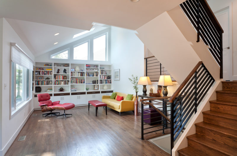Beautiful Modern Day Split Level | Remodeling And Interiors Washington DC, Maryland  And Virginia | Grossmuellers Design Consultants
