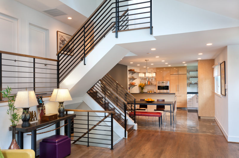 Superb Modern Day Split Level | Remodeling And Interiors Washington DC, Maryland  And Virginia | Grossmuellers Design Consultants